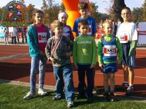 Bieg Młodego Maratończyka