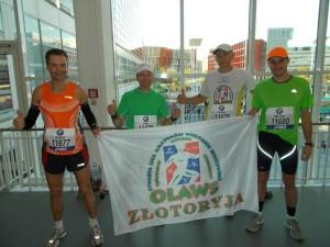 Maraton Frankfurt 2013