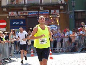 XIV TOYOTA Półmaraton Wałbrzych 1