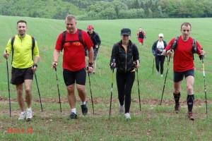 marsz nordic walking Wulkany 24