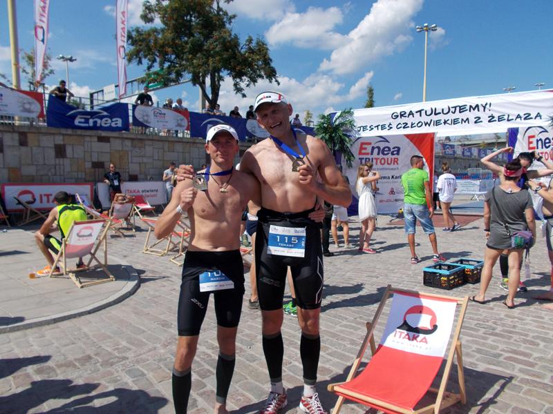 triathlon w szczecinie